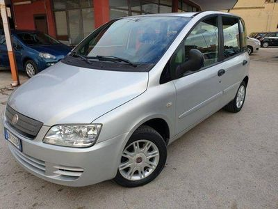 usata Fiat Multipla Multipla 1.6 16V Natural Power Emotion1.6 16V Natural Power Emotion