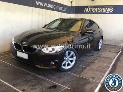 gebraucht BMW 420 SERIE 4 GRAN COUPE d g.coupe xdrive Advantage auto