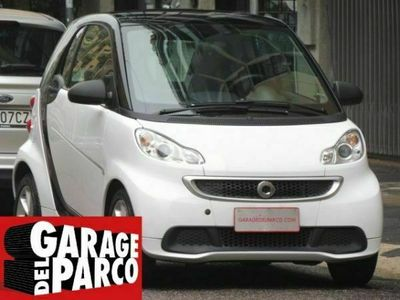 usata Smart ForTwo Coupé 1000 52 kW MHD passion rif. 14038512