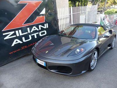 usata Ferrari F430 Spider F1..CARBOCERAMICI..FRIZIONE NUOVA..