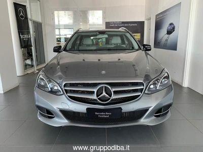 usata Mercedes E250 Classe E (W/S212)BLUETEC S.W. 4MATIC AUT. PREMIUM