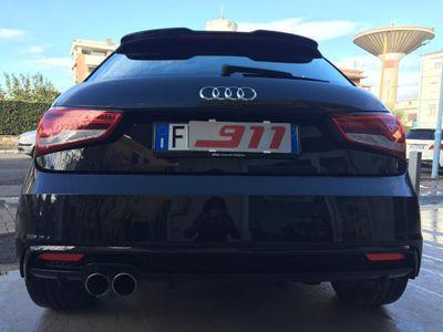usata Audi A1 1.8 TFSI S tronic S line