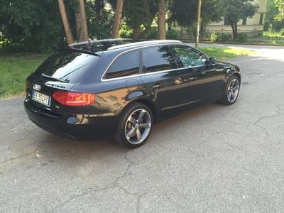 usata Audi A4 usata 2011