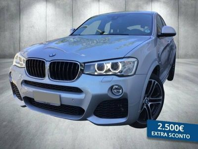usata BMW X4 xdrive20d Msport auto my16