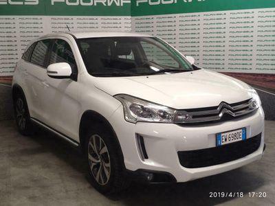 brugt Citroën C4 Aircross 1.6 HDi 115 Stop 4WD