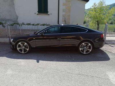 usata Audi A5 SPB 2.0 TDI 190 CV quattro S tronic S