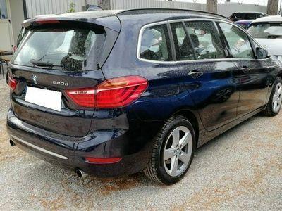 usata BMW 220 Gran Tourer d xDrive Luxury Autom. 7posti
