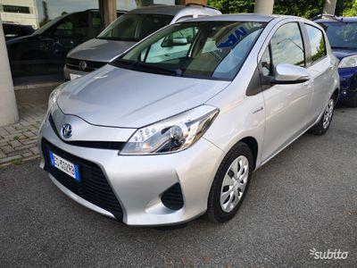 usata Toyota Yaris Hybrid Yaris 1.5 Hybrid 5 porte Active