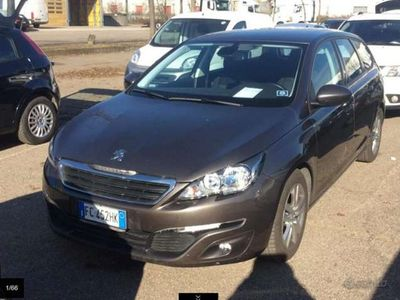 usata Peugeot 308 BlueHDi 120 SW BUSINESS NAVI