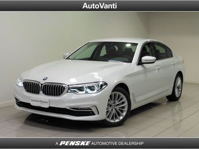 usata BMW 530 Serie 5 (G30/G31) d xDrive 249CV Luxury