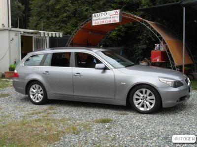 usata BMW 525 Serie 5 (E12/28/34) d cat Touring Attiva