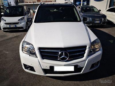 gebraucht Mercedes GLK220 ClasseCDi 4 matic chrom