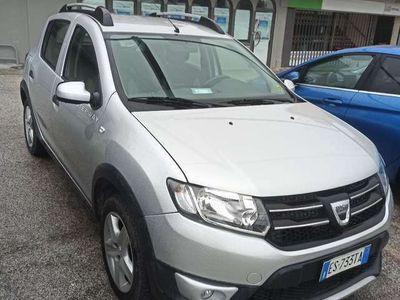 usata Dacia Sandero Stepway 1.5 dCi 8V 90CV Prestige