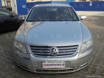 usata VW Touareg V6 tiptronic usato