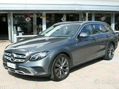 usata Mercedes E220 S.W. 4Matic Auto Premium All-Terrain