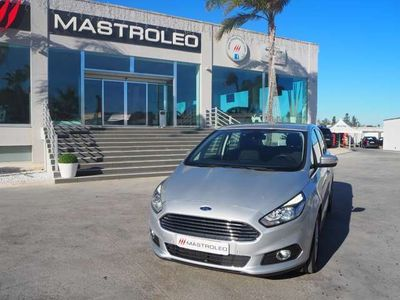 usata Ford S-MAX 2.0 TDCi 150CV S&S Paw. Titanium,Km Certificati