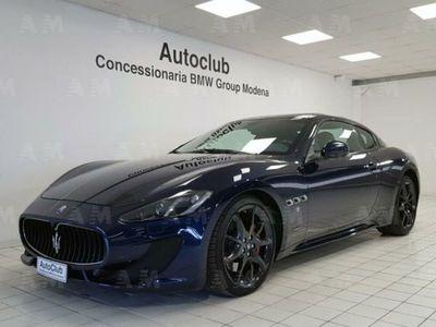 usata Maserati Granturismo 4.7 V8 Sport Aut. del 2015 usata a Modena