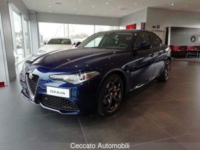 usata Alfa Romeo Giulia 2.2 Turbodiesel 180 CV AT8 Sport Edition