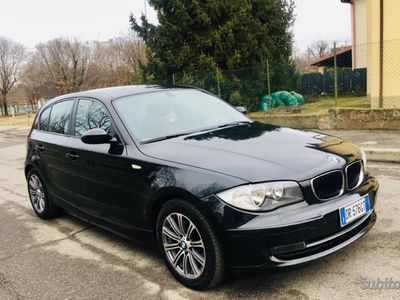 brugt BMW 118 118d cat 5 porte Attiva