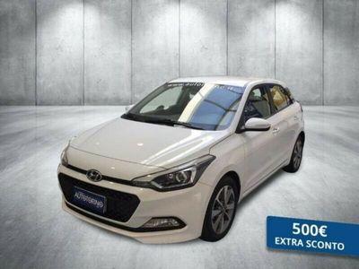 usata Hyundai i20 I201.4 crdi Login 90cv 5p