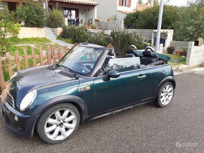 usata Mini Cooper S Cabriolet automatica