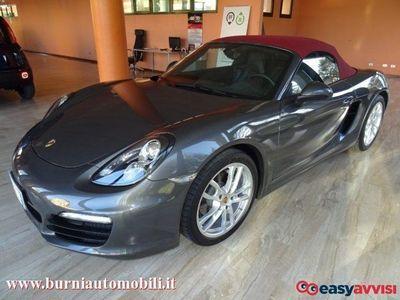 usado Porsche Boxster 2.7 265cv 981 cambio manuale benzina