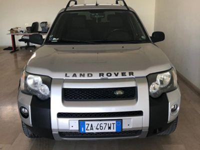 brugt Land Rover Freelander 2.0 TD4 5P SPORT-2007