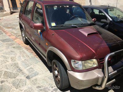 used Kia Sportage 4WD