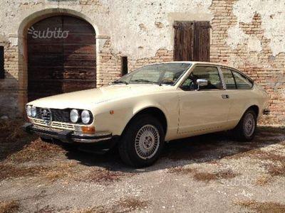 usado Alfa Romeo Alfetta GT/GTV 1.6