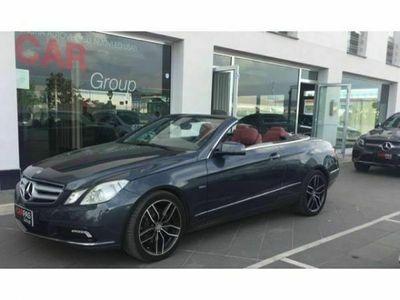 usata Mercedes E350 CDI Cabrio BlueEFFICIENCY Executiv