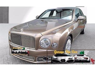 usata Bentley Mulsanne My17 Frigo Usato