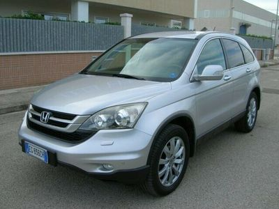 usata Honda CR-V 2.2 i-DTEC aut. Exclusive