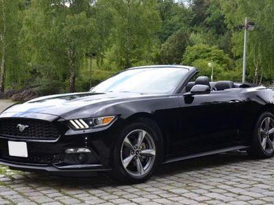 brugt Ford Mustang convertibile cabrio 2.3 ecoboost aut. benzina