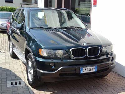 usata BMW 2002 X5 3.0D CAT DEL