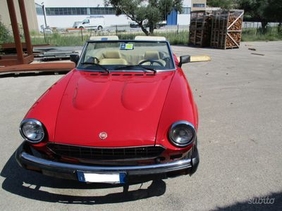 used Fiat 124 Spider - 1981