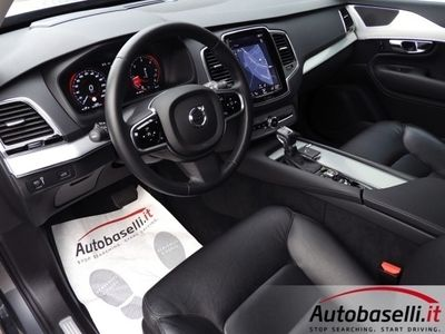 usata Volvo XC90 2.0 D5 AWD MOMENTUM GEARTRONIC AUTOMATICA 225CV