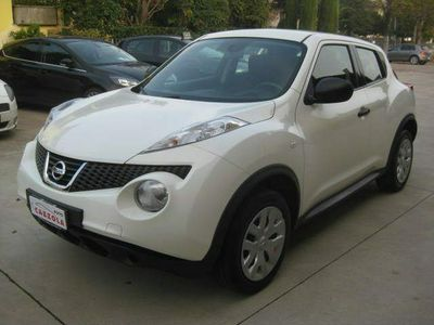 usata Nissan Juke 1.6 Visia rif. 12345257