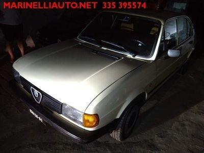 usata Alfa Romeo Alfasud 1.2 4 porte GPL Comacchio