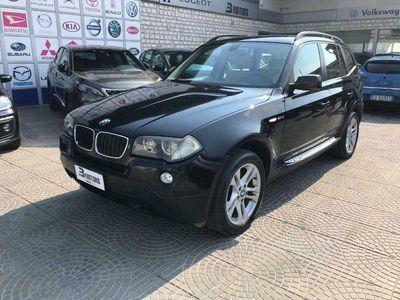 usata BMW X3 Seleziona2.0d Futura