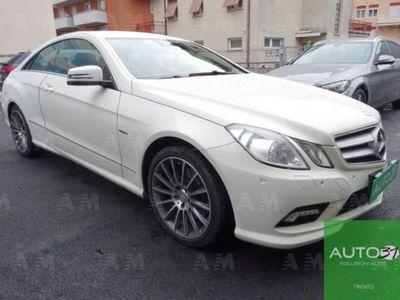 usata Mercedes 350 Classe E CoupéCDI Coupé BlueEFFICIENCY Avantgarde usato