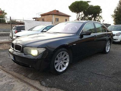 usata BMW 730 Serie 7 (E65/E66) cat Futura OTTIME CONDIZIONI