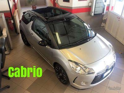 brugt Citroën DS3 Cabriolet 1.6 vti so chic
