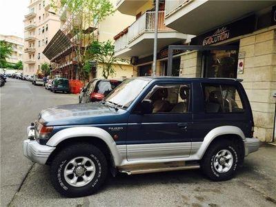 usata Mitsubishi Pajero 2.5 Tdi Metal-top Gl Comfort Gancio Traino Usato