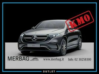 usata Mercedes EQC400 (N293) 400 4Matic Electric Tech Edition >Outlet<