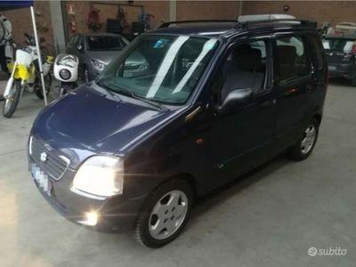 usata Suzuki Wagon R 1.3 benzina 75cv
