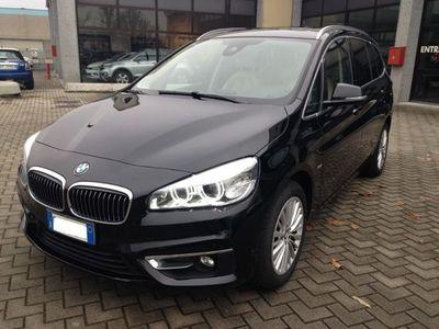 usata BMW 220 Serie 2 Gran Tourer d xDrive Luxury aut. usato