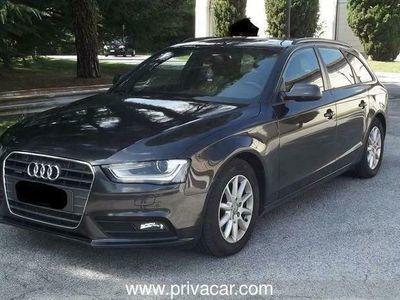usata Audi A4 IV avant 2.0 tdi Business quattro 177cv s-tronic