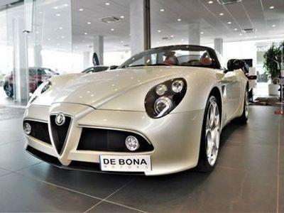 gebraucht Alfa Romeo 8C Spider 8c