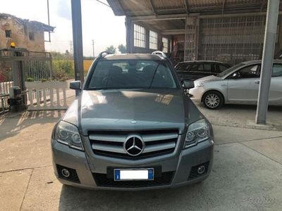 usata Mercedes GLK220 ClasseCDI 4matic Blueeff. Premiu