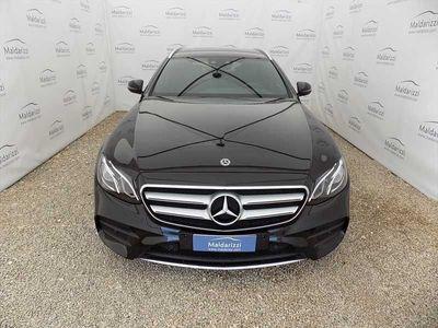 używany Mercedes E220 S.W. Auto AMG Line